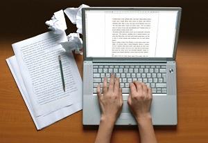 como escribir en un blog